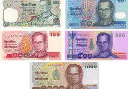 タイ 通貨と為替