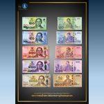 タイ プミポン前国王記念紙幣
