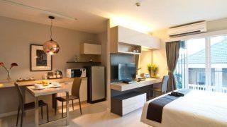 バンコク お奨めホテル ホテル アンバー スクンビット 85 (Hotel Amber Sukhumvit 85) 旧アット マインド エクゼクティブ スイーツ (At Mind Executive Suites)