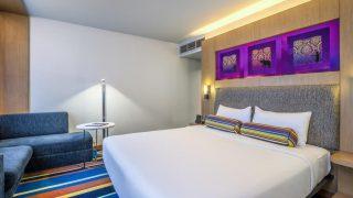 バンコク お奨めホテル アロフト バンコク スクンビット 11 ホテル (Aloft Bangkok Sukhumvit 11 Hotel)